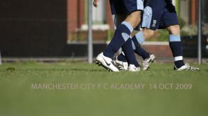 Manchester City FC Academy- 14th October 2009