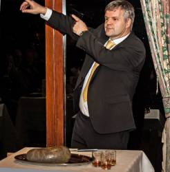 Burns Night at the Rotary