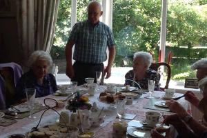 Contact The Elderly Afternoon Tea