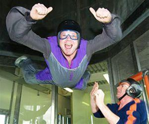 ROTAVENTURE! - Airkix Manchester Indoor Skydiving - Wednesday 9th November