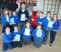 Nov 2016 Usborne Dictionaries Presentation - Girton Glebe Primary School