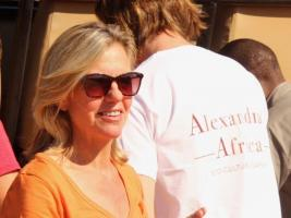 Dinner with Guest Speaker Alexandra Gillies of Alexandra's Africa: The Tour Operators' Dilemma