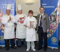 Rotary Young Chef District Final 2012