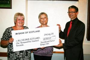 Annual Golf Am Am raises £5000 for Charity