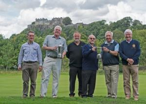 Stirling Rotary Am/Am Golf Tournament 28 August 2015