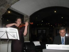 GUEST: Amy Birse, violinist