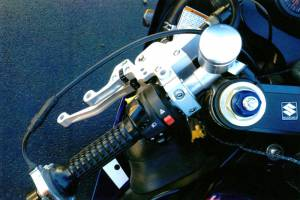 Andrew Garthwaite's Suzuki GSXR600 Adaption