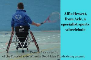 District 1080 Wheelie Good Idea project lives on!