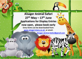 Alsager Animal Safari