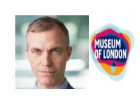 Speaker Meeting Venue: 12:30 for 1pm Railway Hotel Hornchurch,  Speaker:  Antony Robbins Subject: New Museum of London in West Smithfield