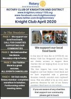 Knight Club April 2020