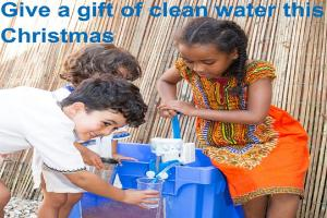 Clean Water For Christmas
