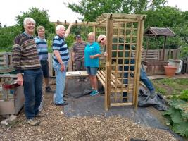 Dane Valley Allotment Project