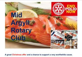Mid Argyll Rotary - Smoked Salmon at Christmas