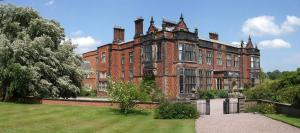 Ramble starting from Arley Hall, Cheshire
