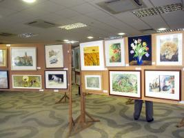 Our  Art Show took place 8th-10th November 2019