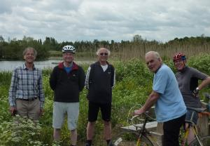 Jun 2015 Bike Ride for Prostate Cancer