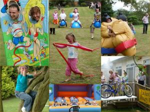 August 2009 - Family Fun day
