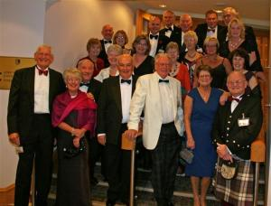 Thornhill Attends District Conference 2010 in Aviemore.