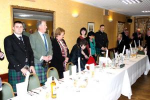 Rotary Burns Supper 2016