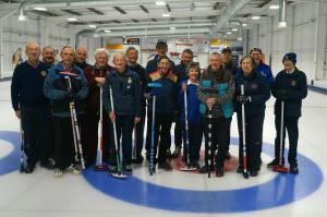 Annual Curling Event