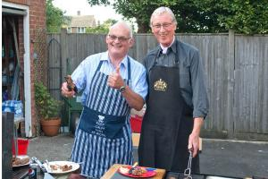 - 6.30 for 7.00pm - Partner's Evening BBQ -  24th June 2019 -