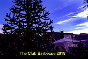 Club Members Barbecue