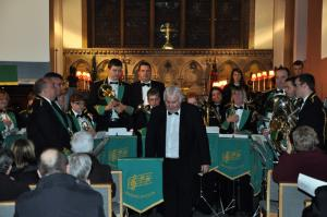 International Committee Brass Band Concert at St Thomas Church Sunday 16th Feb. In aid of SHELTER BOX APPEAL.