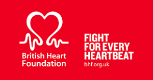 Jane Horsnell from British Heart Foundation
