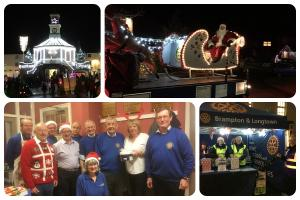 Christmas 2020 in Brampton and Longtown