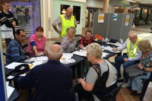 ROTARY HELPS CONQUER STROKE IN WAKEFIELD