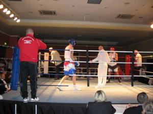 Charity Amateur Boxing Evening 2008