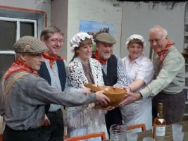 2017 Hector takes Champion of Champions Bothy Ballads