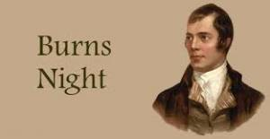 Burns Night January 2015