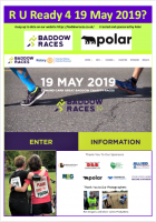Races newsletter 2018/2019