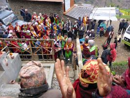 Jenny Limond Sends Report From Rotary Water Project in Nepal