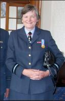 Guest Dinner - Air Commodore Barbara Cooper CBE