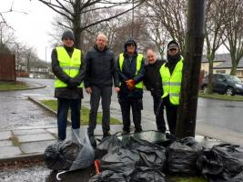 Barmston Area Clean Up