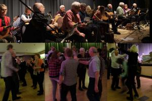 Barn Dance raises over £1,300