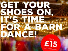 Barn Dance - Friday 29th March ** Forthcoming Event