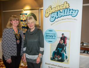 2014-02-12 Beach Ability - a briefing by Margaret Le Herissier