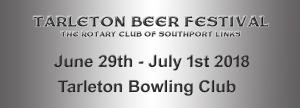 The Tarleton Beer Festival 2018