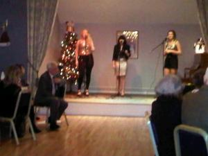 Christmas Party 2011 at The Masonic Hall
