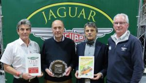 ROYAL WINDSOR JAGUAR RALLY WINS AWARD