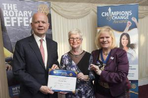 Rotary Community Champion Award 2017