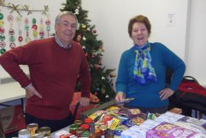 Help with Bexhill Caring Community Hampers