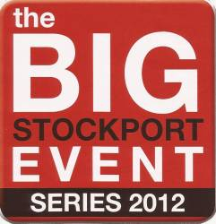 The Big Stockport Event logo