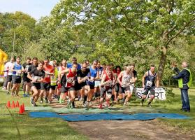 The Rotary Club of Rayleigh Mill 10k cross-country charity run