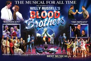 Rotaventure - Blood Brothers 7.30pm @ Theatre Severn