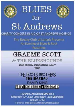 Blues for St Andrews